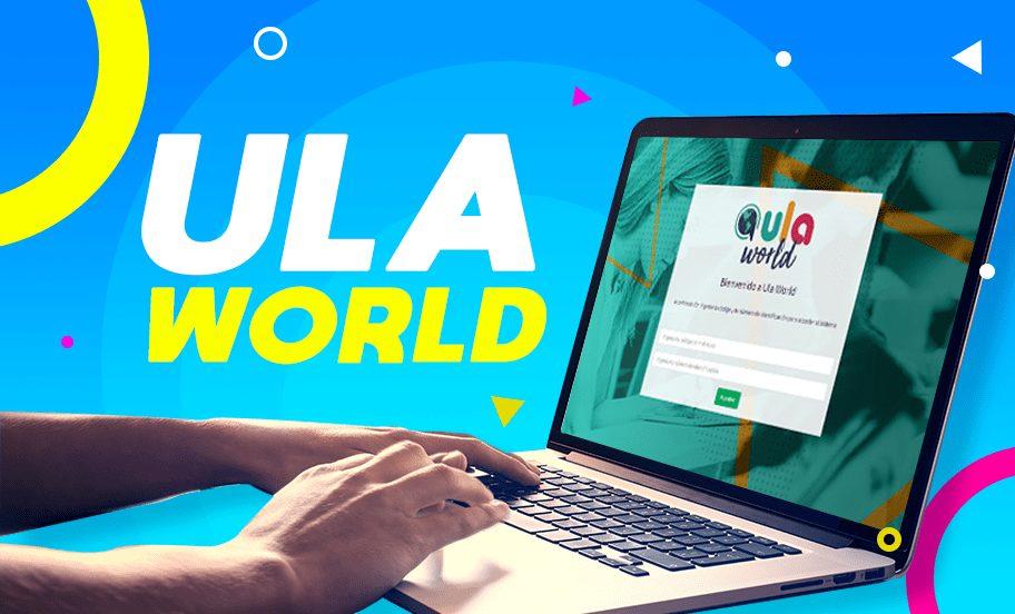 ULA WORLD: ¡Nuestra plataforma inteligente para ti!