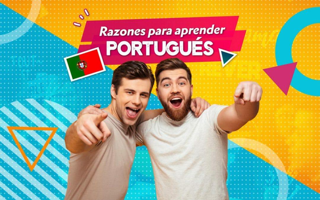 5 grandes razones para aprender portugués