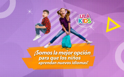 ¡Somos la mejor opción para que los niños aprendan nuevos idiomas!