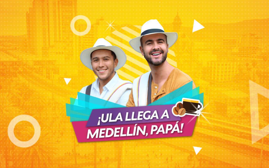 En ULA Medellín se habla inglés, se habla francés, se habla paisa.