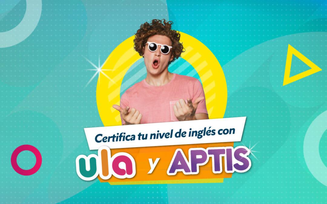 ¿Te gustaría certificar tu nivel de inglés? ¡Conoce la prueba APTIS!