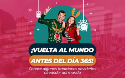 ¡Vuelta al mundo antes del día 365! Conoce algunas tradiciones navideñas alrededor del mundo