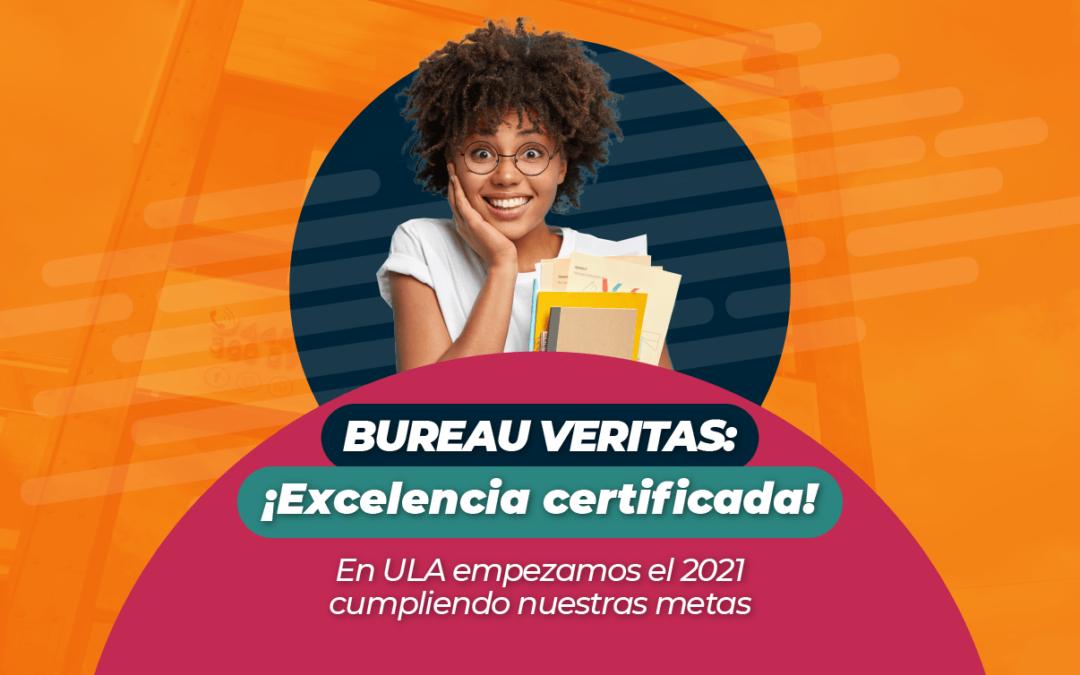 Bureau Veritas: ¡Excelencia certificada!